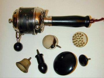 vibradores antiguos medicos