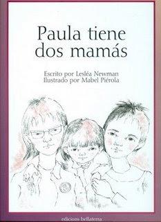 Cuento Paula tiene dos mamás